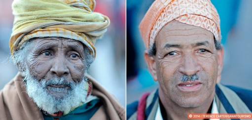 Portraits from a place: Marrakech