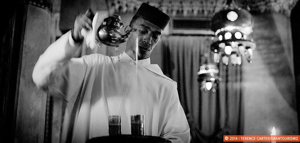Dar Yacout Restaurant, Marrakech, Morocco.