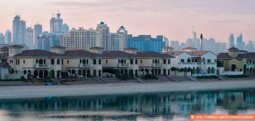A Villa on The Palm Jumeirah — Dubai's new quintessential digs