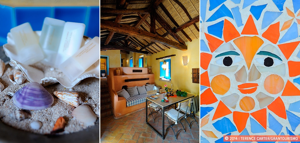 Holiday Rental Home, Casa Teulada, Teulada, Sardinia, Italy. Copyright 2014 Terence Carter / Grantourismo. All Rights Reserved.