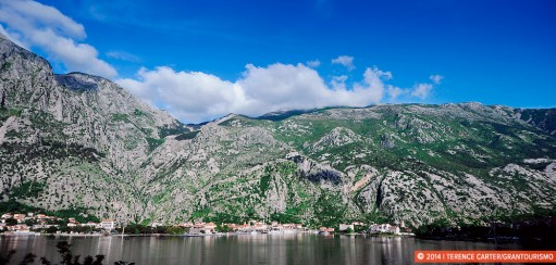 A Kotor timelapse video. An afternoon in Kotor, Montenegro