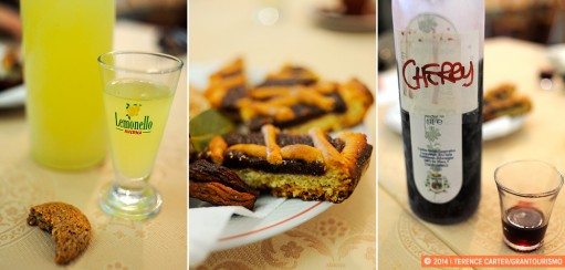 Limoncello, Cherry Liqueur and other Earthly Delights in Puglia