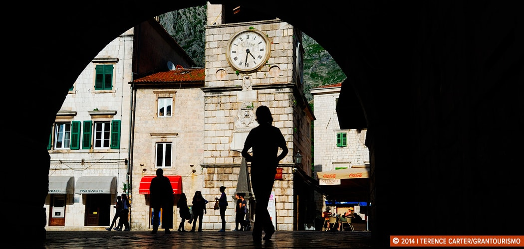 Strolling Kotor's Stari Grad (Old Town), Kotor, Montenegro. Copyright 2014 Terence Carter / Grantourismo. All Rights Reserved. Kotor Old Town Walk — A Self Guided Stroll Around the Stari Grad.