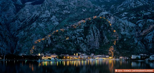 An Afternoon timelapse video, Kotor, Montenegro