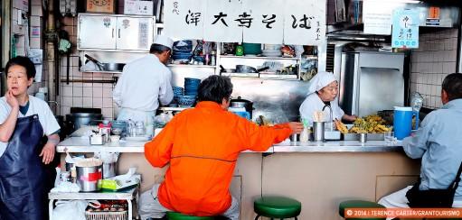 Tsukiji Fish Markets, Tokyo: Part 2