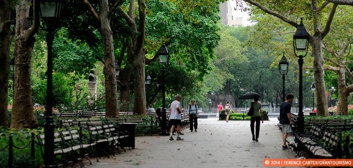 Discovering the City through its Villages: Greenwich Village