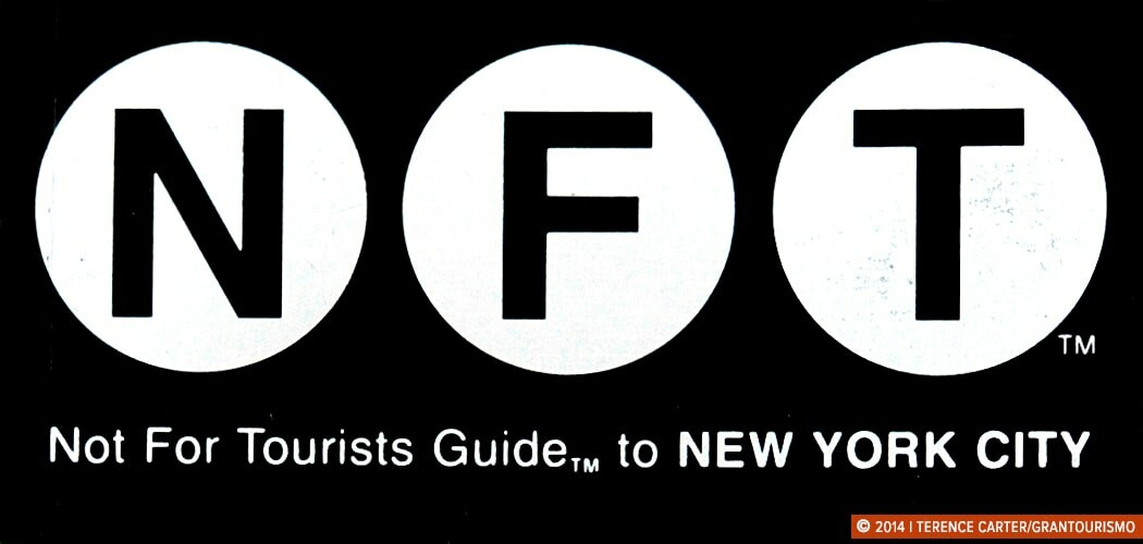 Not For Tourists guide to New York City. New York, New York, USA