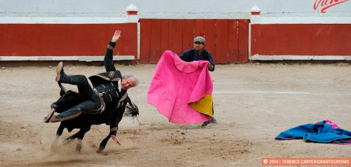 Bullfighting in San Miguel de Allende: Dearth in the Afternoon