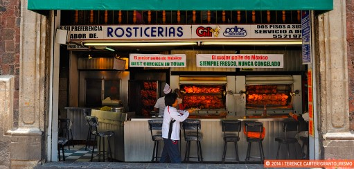 Eating Out in Mexico City –From Taco Joints to Temples of Mexican Gastronomy
