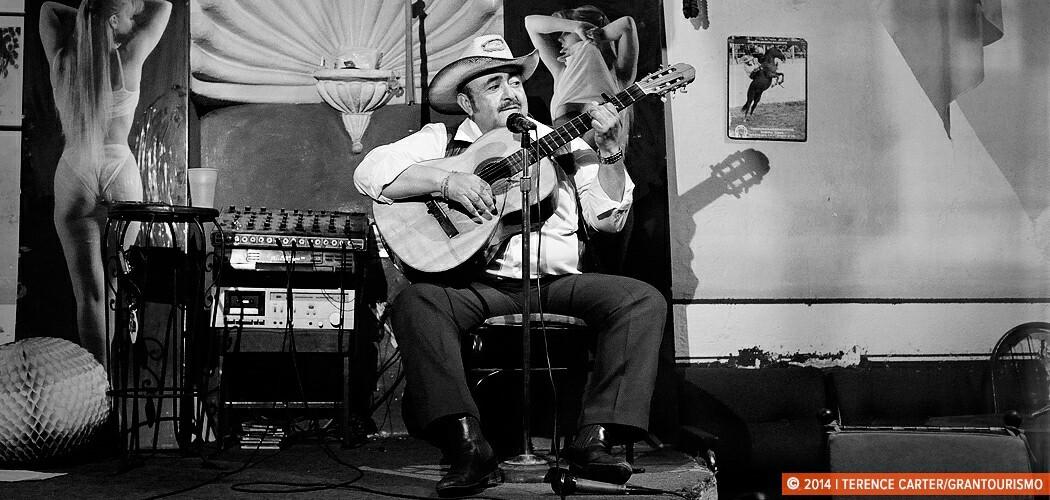 Live Mexican music, San Miguel de Allende, Mexico.