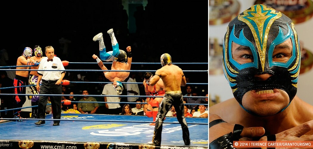 Lucha Libre, Mexico's Wild World of Wrestling, Mexico City, Me
