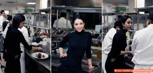 Chef Martha Ortiz of Dulce Patria and Modern Mexican Cuisine