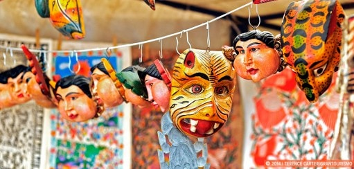 Mexico Take-Homes: Mexican Folk Art and Handicrafts