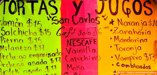 Price Check: a Mexico City Shopping List