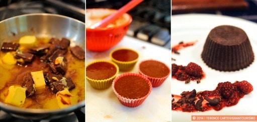 Soft-centred Chocolate Cake Recipe