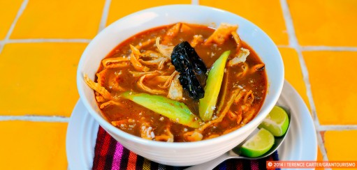 Sopa de Tortilla (Tortilla Soup) Recipe
