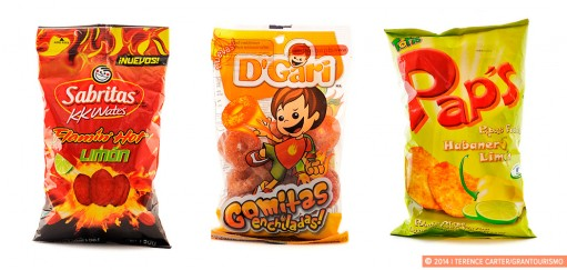 San Miguel Take-Homes: Spicy Snacks