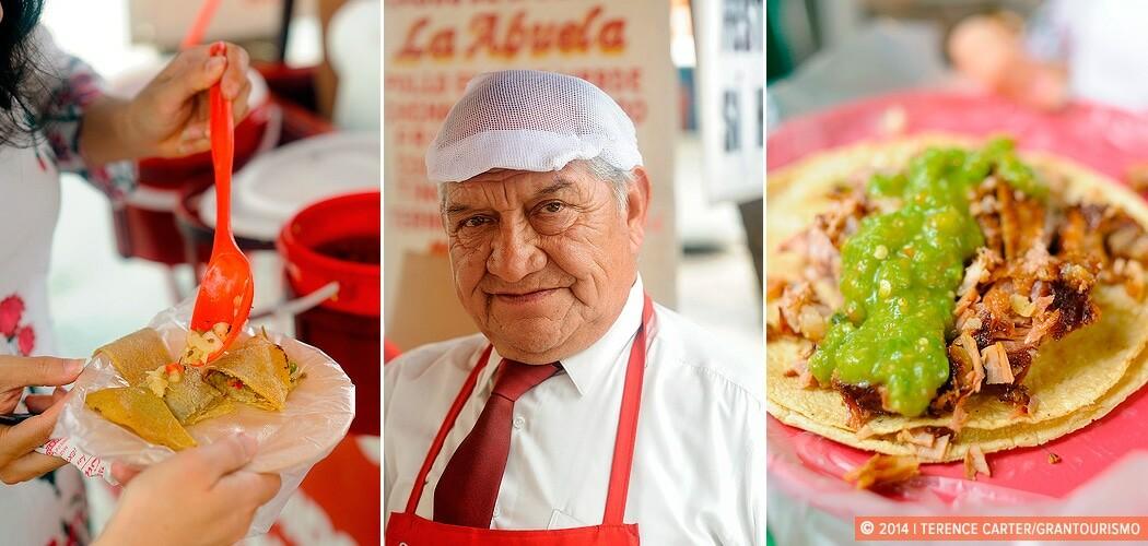 A Street Food Tour of Mexico City. Mexico City, Mexico.
