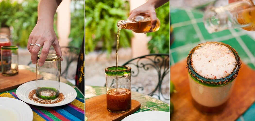 A Michelada Recipe