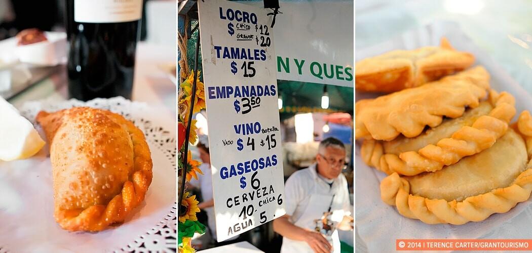 Empanadas, Buenos Aires, Argentina. Embracing the Empanada, Buen
