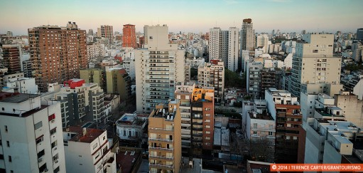 Our Buenos Aires Holiday Rental Apartment
