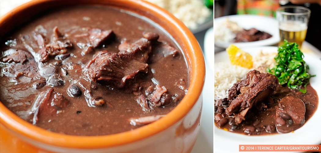 Finding Feijoada - Discovering Brazil's National Dish. Rio de Janeiro, Brazil. Copyright 2014 Terence Carter / Grantourismo. All Rights Reserved.
