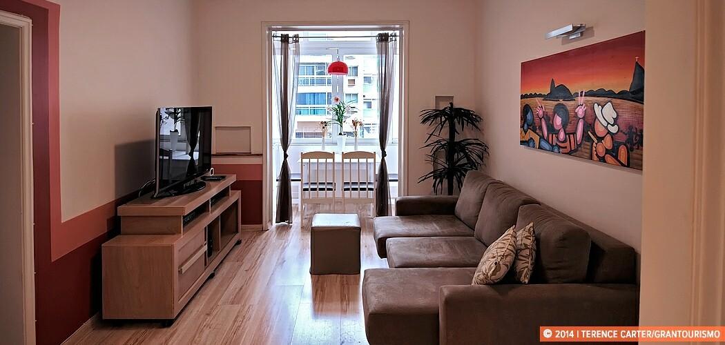 Ipanema holiday apartment rental, Rio de Janeiro, Brazil. Our Ho