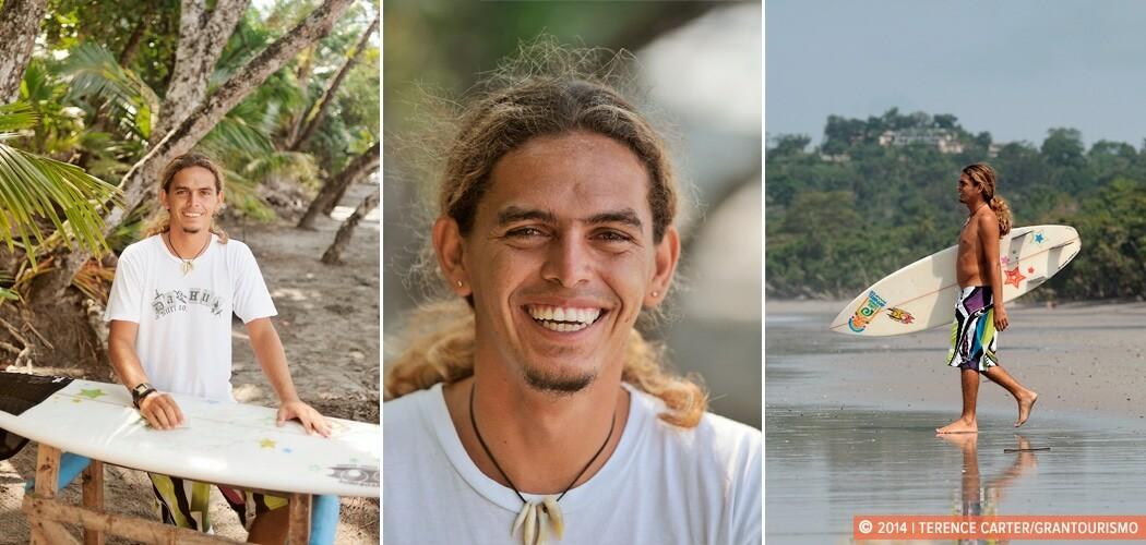 Portrait — Ivan Castillo, Manuel Antonio, Puntarenas, Costa Ri