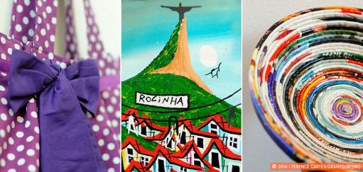 Rio de Janeiro Take Homes: Favela Finds