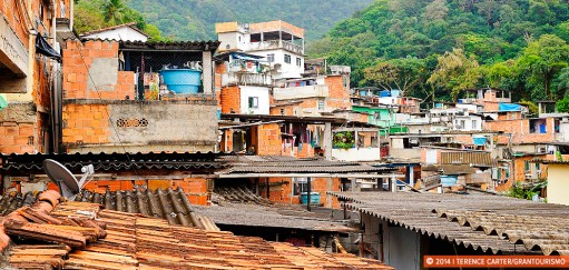 Touring Rio's Favelas