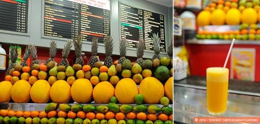 Rio de Janeiro's Juice Bars