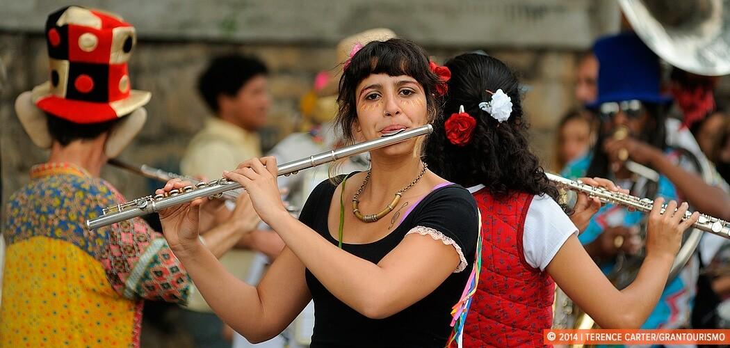 Santa Teresa Street Festival, Rio de Janeiro, Brazil.