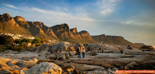 Camps Bay, Cape Town: the Beauty of Being By the Beach