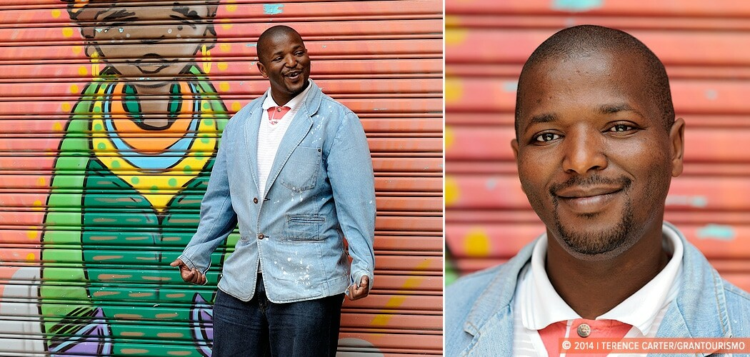 Sabelo Maku, Tour Guide, Cape Town, South Africa. Local Knowledg