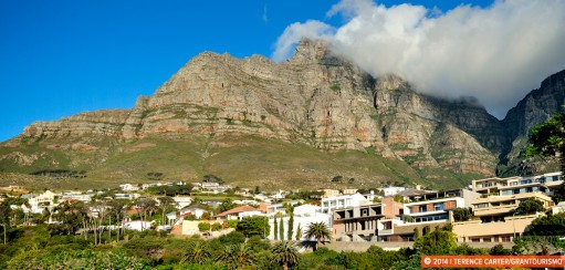 Table Cloth Time-Lapse Table Mountain, Cape Town