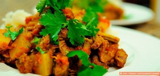 Tomato Bredie Recipe, a Classic Cape Town Stew