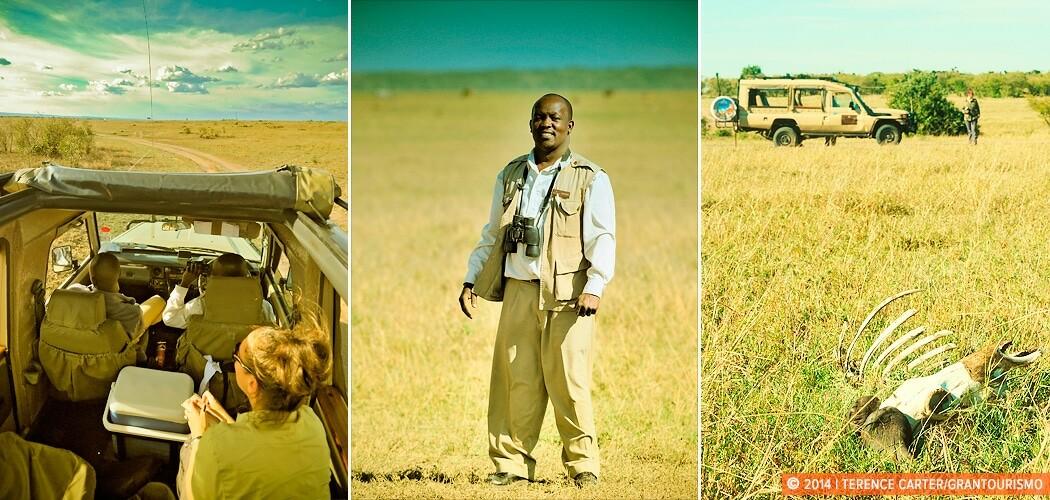 African Safari Tips. Masai Mara, Kenya.