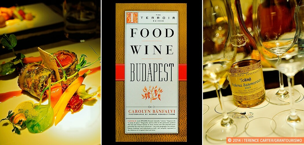 Carolyn Bánfalvi's Guide to Eating and Drinking in Budapest. Bu