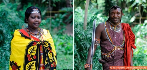 Local Knowledge: Caroline and Tira from the Masai Mara