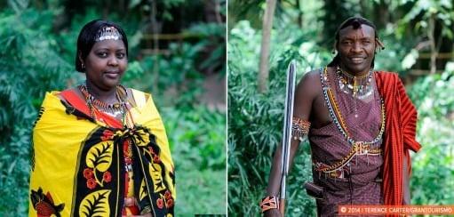 Local Knowledge: Caroline and Tira from the Masai Mara