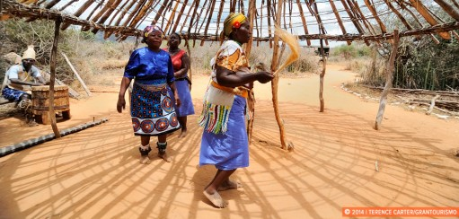 A Cultural Visit to Msorongo Village, Kenya
