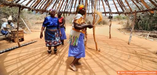 A Cultural Visit to Msorongo Village, Kenya