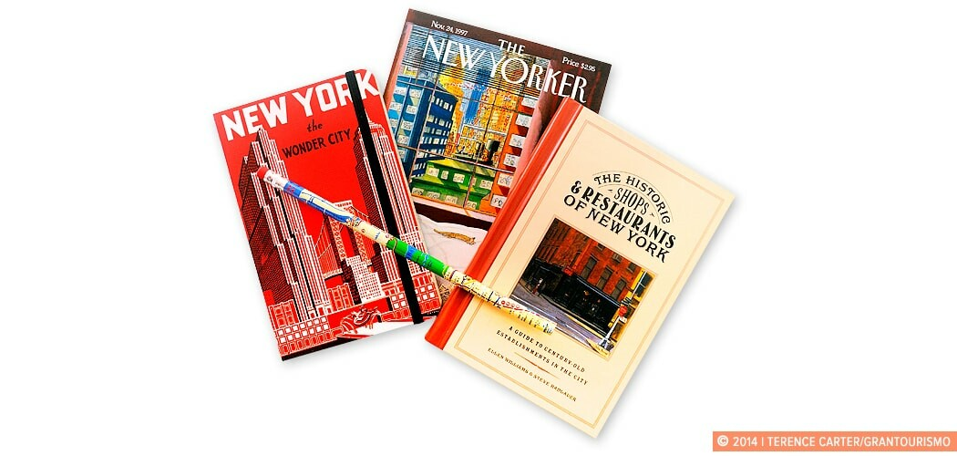New York, New York, USA. Last Minute Christmas Gift Ideas from a