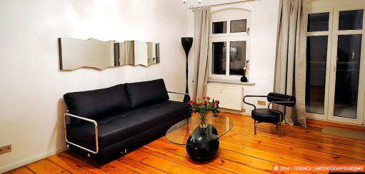 Our Apartment rental in Berlin