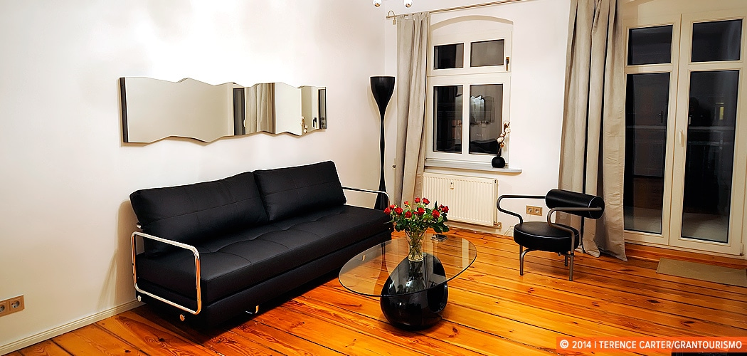 Apartment Rental in Berlin, Prenslauer Berg, Berlin, Germany. Copyright 2014 Terence Carter / Grantourismo. All Rights Reserved.