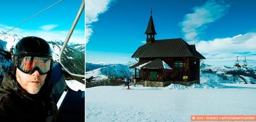 Early Season Skiing and Snowboarding at Zell am See-Kaprun