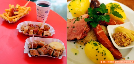 Eating Out in Berlin – from Currywurst to Pork Knuckle