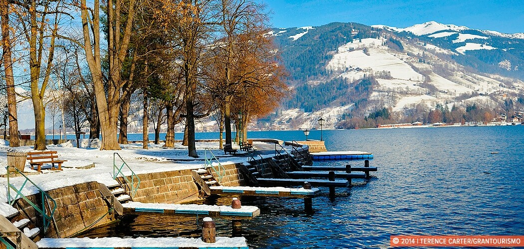 Zell am See, Austria. Our Home Away From Home in Zell am See, Au