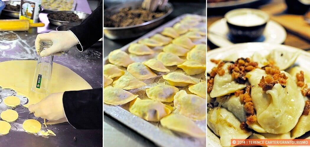 How to Make Pierogi – the Secrets to Dumpling Success. Krakow, P