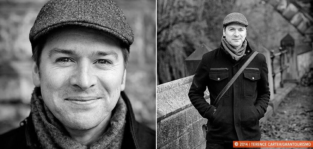 Owen O'Leary, Local's Guide to Edinburgh. Edinburgh, Scotlan